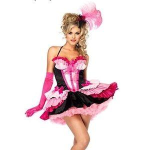 Leg Avenue Pink Flamingo Halloween Dress